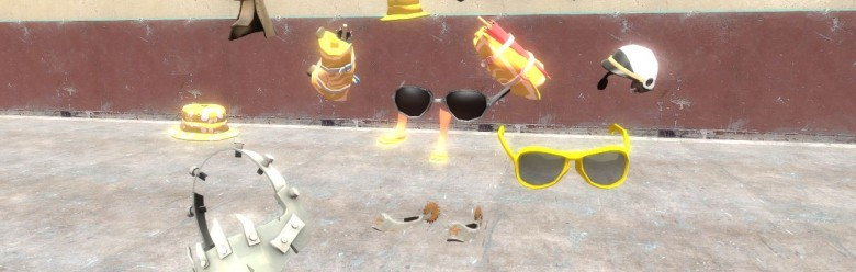 Summer Update TF2 Hats For Garry's Mod Image 1