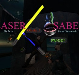 lasersaber.zip For Garry's Mod Image 1