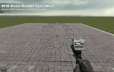 Radial Menu 2010-11-21 Update For Garry's Mod Image 1
