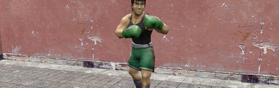 SSBB: Little Mac