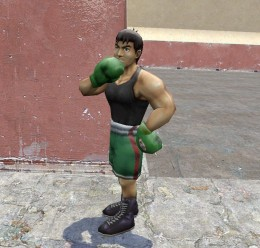 SSBB: Little Mac For Garry's Mod Image 2