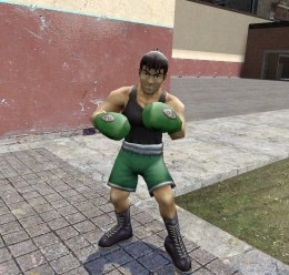 SSBB: Little Mac For Garry's Mod Image 3