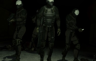 Russian S.O.T.A. soldiers For Garry's Mod Image 1