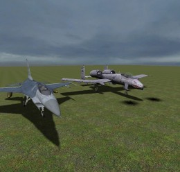 Air Crafts Pack 1 For Garry's Mod Image 3