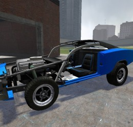 bluejalopy.zip For Garry's Mod Image 1