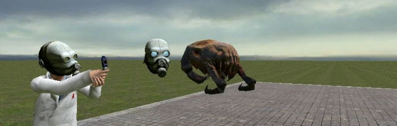 combine___headcrab_hat.zip For Garry's Mod Image 1
