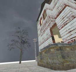 gm_snowflatgrass_lost_cabine.z For Garry's Mod Image 1