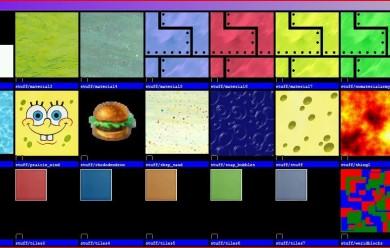my_pack_of_texture_+_spongebob For Garry's Mod Image 1
