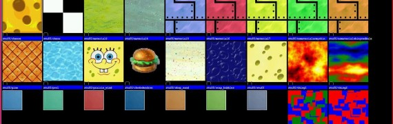 my_pack_of_texture_+_spongebob
