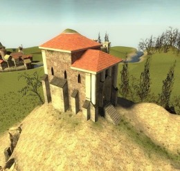 rp_castlehill.zip For Garry's Mod Image 2
