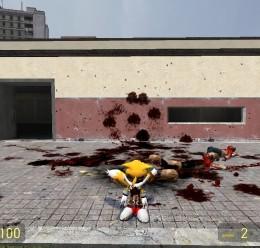 Sonic Player Models V2 (OLD) For Garry's Mod Image 2