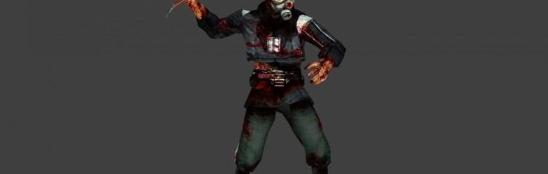 zombie_metro.zip For Garry's Mod Image 1