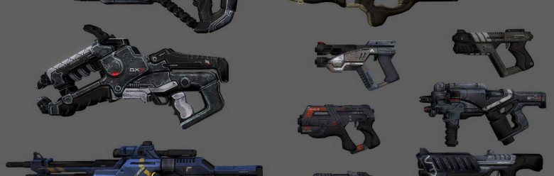 Mass Effect 2 DLC Weapons For Garry's Mod Image 1