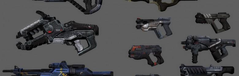 Mass Effect 2 DLC Weapons For Garry's Mod Image 1