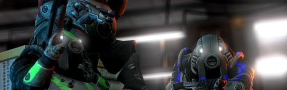 Mass Effect 2 - Volus