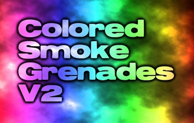 colored_smokes_grenades.zip For Garry's Mod Image 1