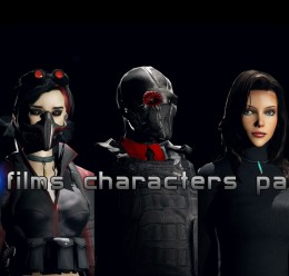 DPFilms Characters Pack For Garry's Mod Image 1
