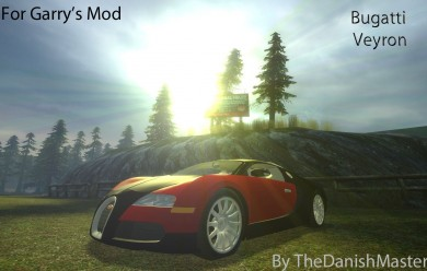 bugatti_veyron_by_thedanishmas For Garry's Mod Image 1