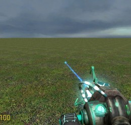 rotating_blue_physgun.zip For Garry's Mod Image 2