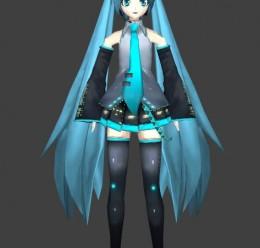 Miku Project Diva V1 For Garry's Mod Image 1