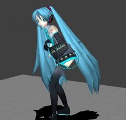 Miku Project Diva V1 For Garry's Mod Image 2