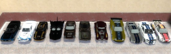FlatOut 2 Car Models