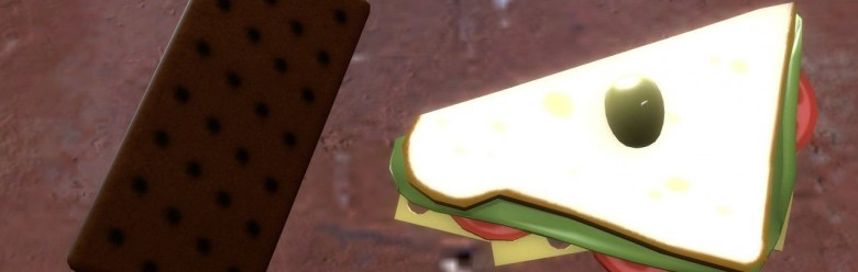 tf2_ice_cream_sandvich_hexed.z For Garry's Mod Image 1