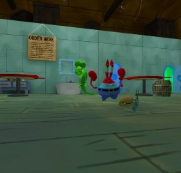Spongebob characters pack For Garry's Mod Image 3