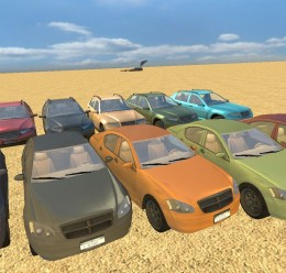 Crysis 2 Civilian Cars For Garry's Mod Image 3