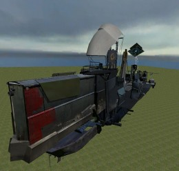 rouge_combine_airship.zip For Garry's Mod Image 1