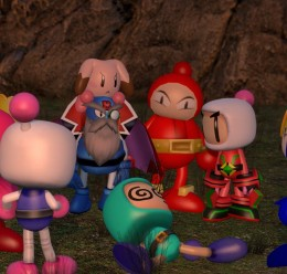 bomberman_pack_v1.zip For Garry's Mod Image 1