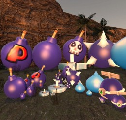 bomberman_pack_v1.zip For Garry's Mod Image 2
