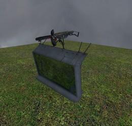 Useable Combine Gun Prefab For Garry's Mod Image 1