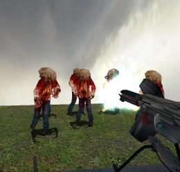 Useable Combine Gun Prefab For Garry's Mod Image 2