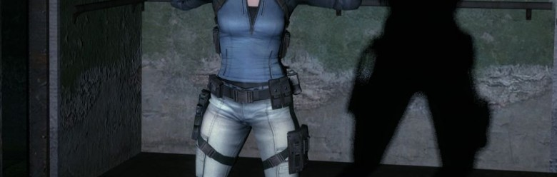 Jill BSAA 2 For Garry's Mod Image 1