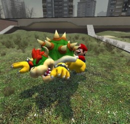 galaxy bowser re texture For Garry's Mod Image 2