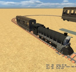 Car7's Personal Train Car For Garry's Mod Image 1