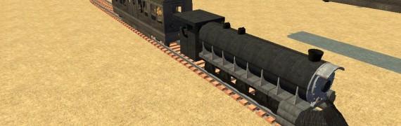 Car7's Personal Train Car