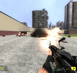 M249 S.A.W V1.2 For Garry's Mod Image 3