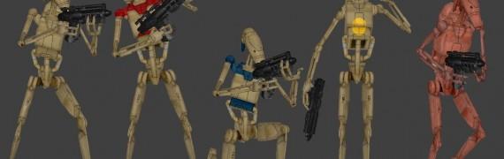 Battledroid Players