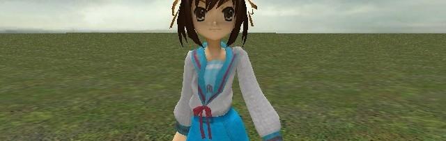 anime_medic_npc.zip For Garry's Mod Image 1