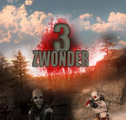 Zwonder 3 Beta -ZombieSurvival For Garry's Mod Image 2