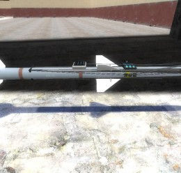 auto_aim_missile.zip For Garry's Mod Image 1