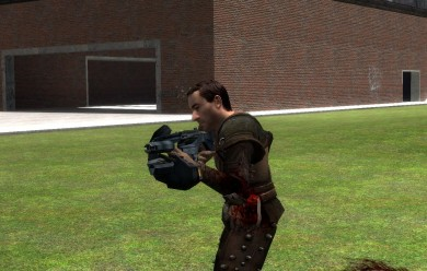 Fallout Raiders Headhacked For Garry's Mod Image 1
