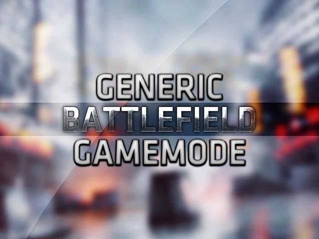 Generic Battlefield Gamemode by meharryp | garrysmods org