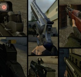 realistic_hl2_weapons_v_1.4_dl For Garry's Mod Image 1