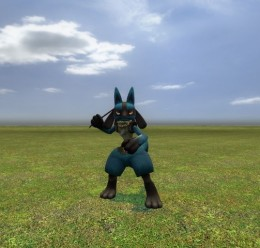 lucario_npc.zip For Garry's Mod Image 1