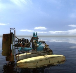 lucario_npc.zip For Garry's Mod Image 2