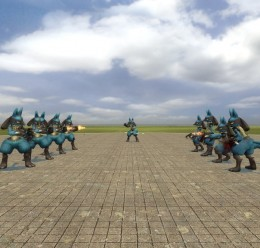 lucario_npc.zip For Garry's Mod Image 3