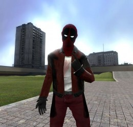 deadpool_remade.zip For Garry's Mod Image 3